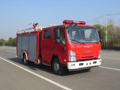 JDF5100GXFSG30/Q6水罐消防车