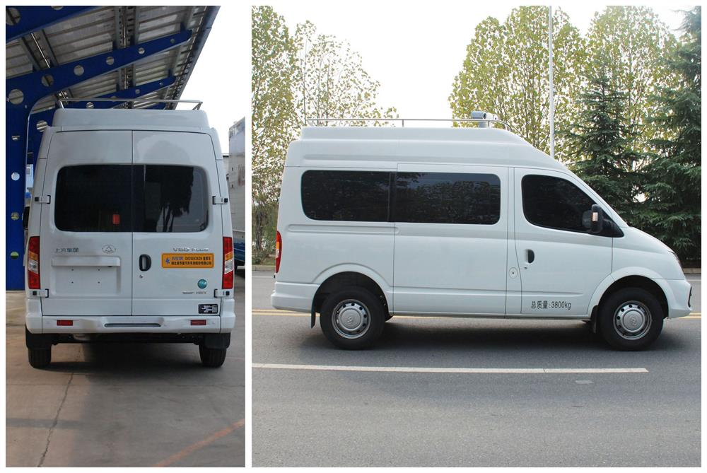 QXC5043XZH指挥车图片