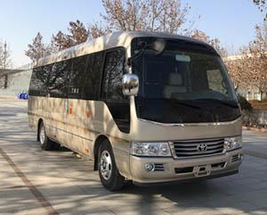 北京北电科林电子BDK5050XSW02型商务车