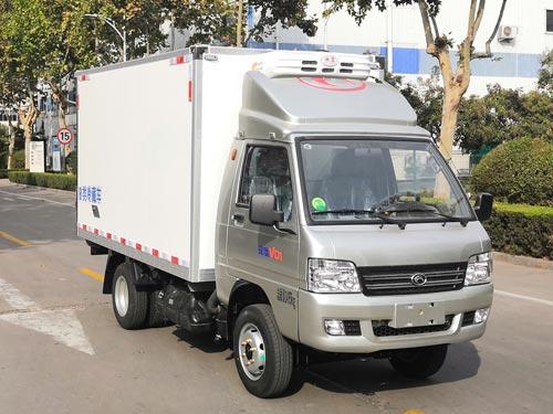 福田牌冷藏车制冷机组有哪些品牌和型号呢?