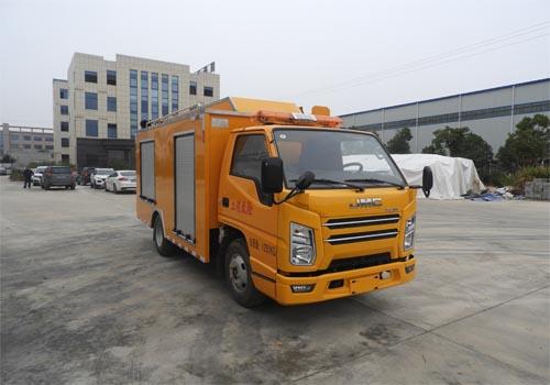 救护车消防车工程救险车图片