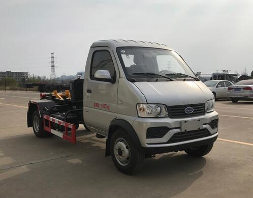 CLW5030ZXX6RL车箱可卸式渣滓车