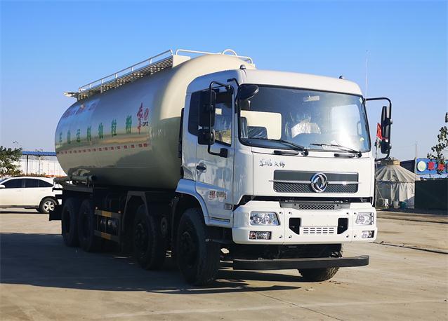 东风27方散装水泥车 干混砂浆运输车