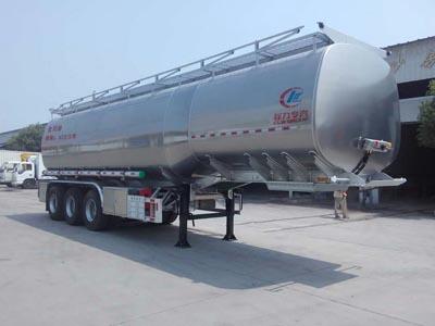 CLW9400GSYLV鋁合金食用油運輸半掛車
