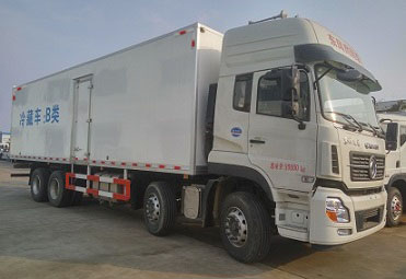 CLW5310XLCD5冷藏车