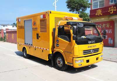 CLW5080XXHE5救險車