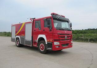 HXF5200GXFPM80/HW泡沫消防车