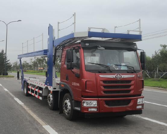 车辆运输车主要结构超长车辆运输车图片