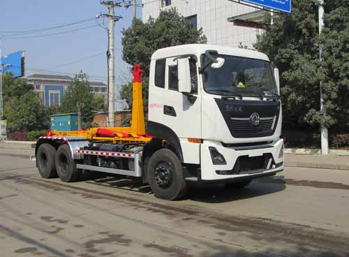 TWY5250ZXXE6车厢可卸式垃圾车