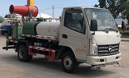 凯马3吨多功能抑尘车