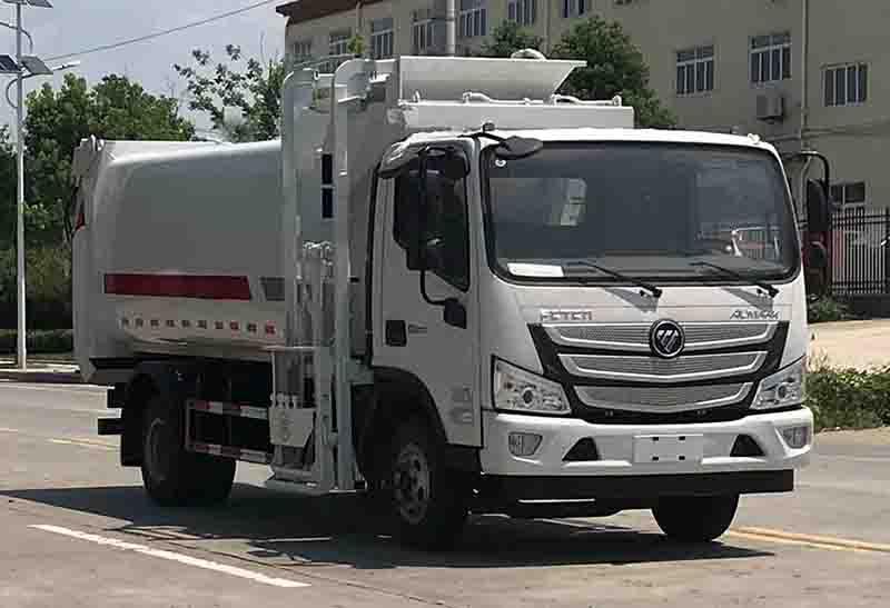 HDW5081TCAB6餐厨垃圾车
