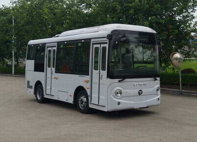 北汽福田汽车BJ6650EVCA-8型纯电动城市客车