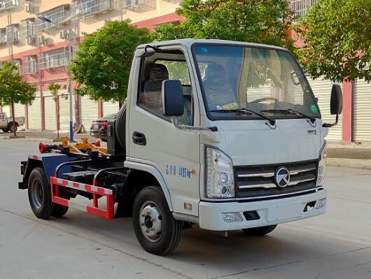 CLW5047ZXXK6车厢可卸式垃圾车