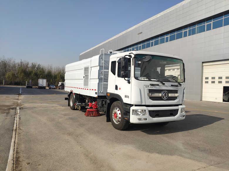 北京市清洁机械厂BQJ5181TXSE6型洗扫车