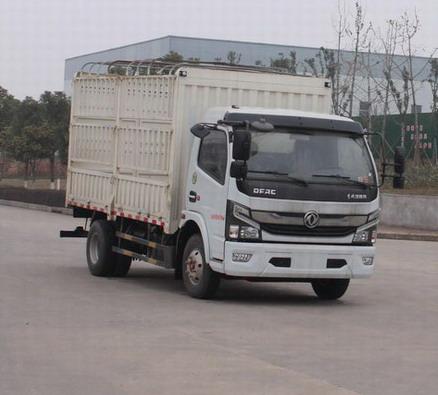 桶装垃圾运输车图片