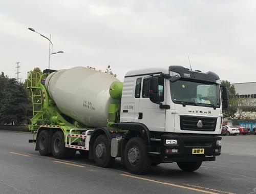 奥龙汽车有限公司ALA5315GJBZ5型混凝土搅拌运输车