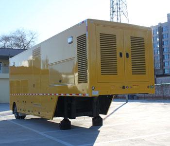 北京北电科林电子BDK9140XJC型检测半挂车