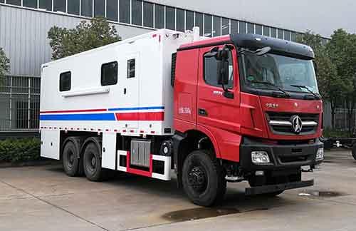 CLQ5250XZH6ND指揮車