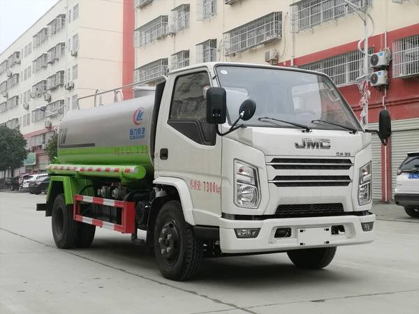 江铃国六5方洒水车CLW5070GSSJ6