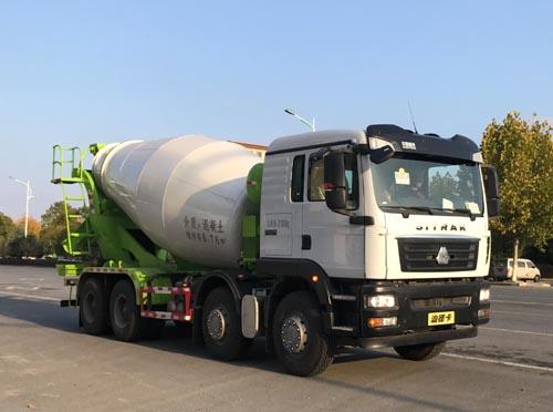 奥龙汽车有限公司ALA5316GJBZ5型混凝土搅拌运输车