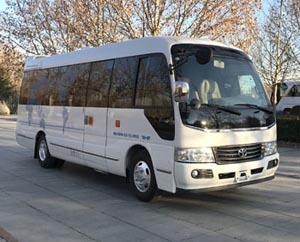 北京北电科林电子BDK5050XSW01型商务车