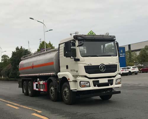 奥龙汽车有限公司ALA5311GRYSX5型易燃液体罐式运输车