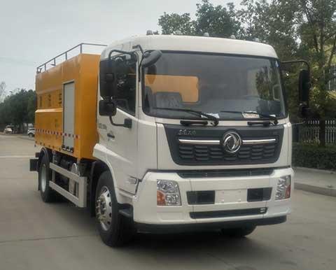 HLW5182GQX6DF清洗车东风10吨高压清洗车