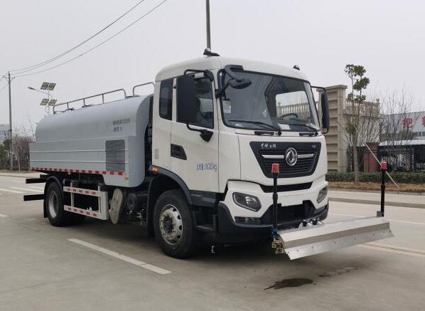 HNY5188GQXD6清洗车东风天锦路面冲洗车