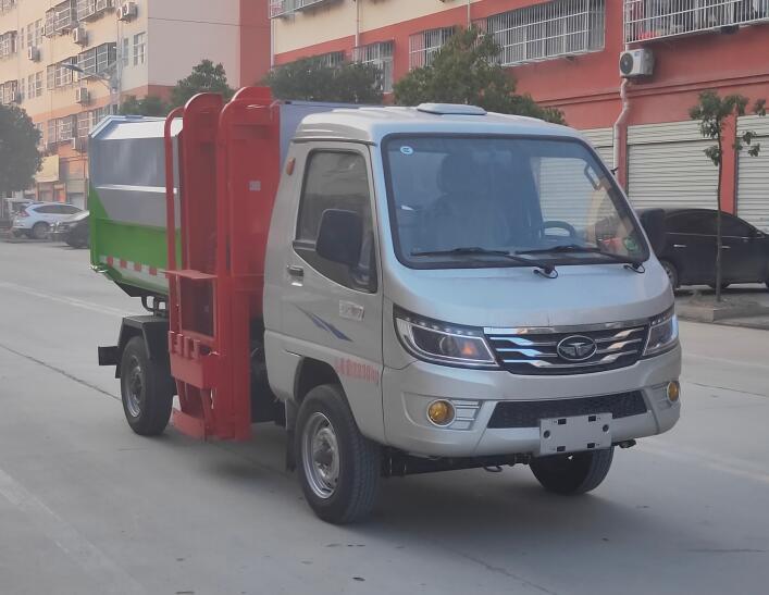 CLW5023ZZZZB6自装卸式垃圾车