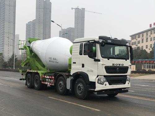 奥龙汽车有限公司ALA5318GJBZ5型混凝土搅拌运输车