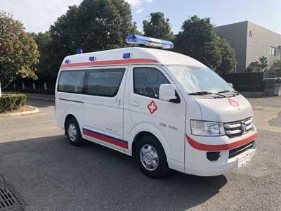 福田国六救护车