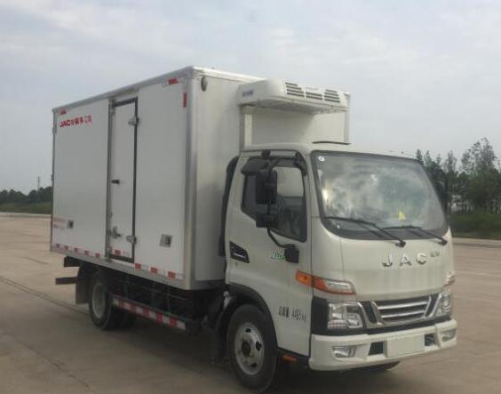 江淮骏铃V5冷藏车图片