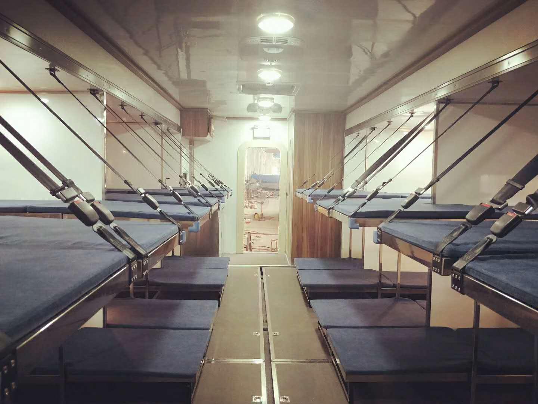 CLW5160TSYZ5宿营车