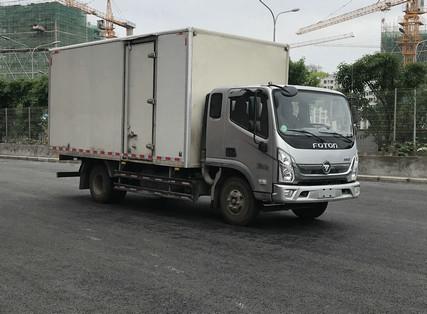 鲜活水产品运输车图片