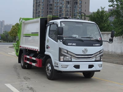 YZR5070ZYSE6压缩式垃圾车