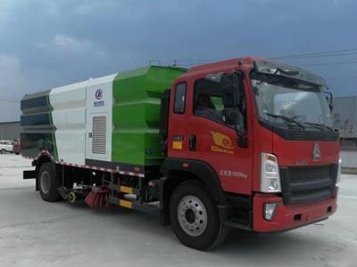CLW5180TXSZ6洗扫车