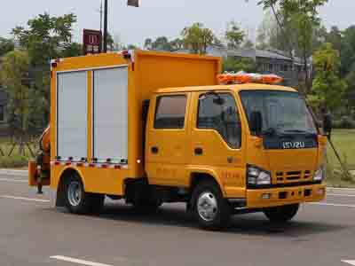 CLW5045XXHQ6救險車
