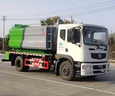 CLW5120GQW6CF清洗吸污车