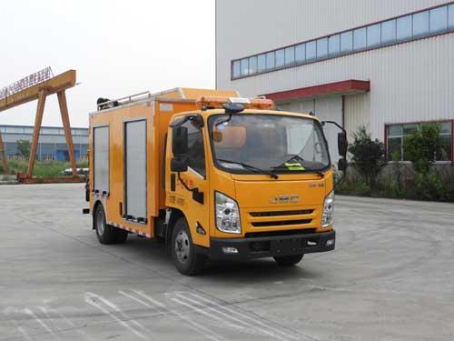 救险车是属于特种车几图片
