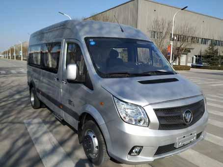 北汽福田汽车BJ6608B1DDA-V1型轻型客车
