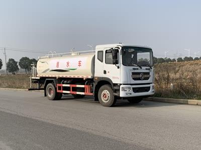 恒润牌东风国六11吨洒水车