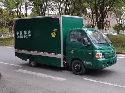 纯电动邮政车图片