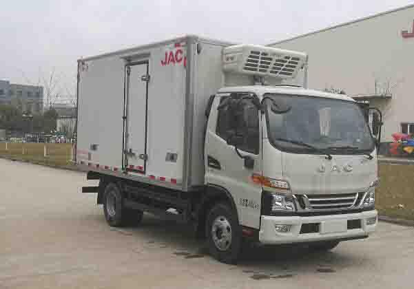 江淮骏铃V6冷藏车图片