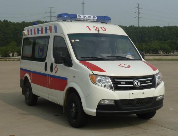 东风御风短轴运输型救护车