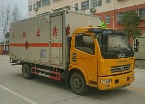 程力威牌(CLW5114XQYE5)爆破器材运输车专业铸就高品质矿用爆破器材运输车图片