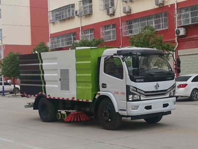 東風多利卡8噸洗掃車