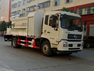 东风天锦12吨多功能抑尘车