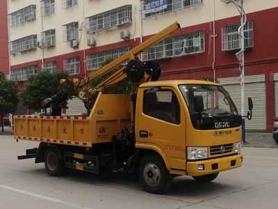 东风多利卡国六清淤车图片