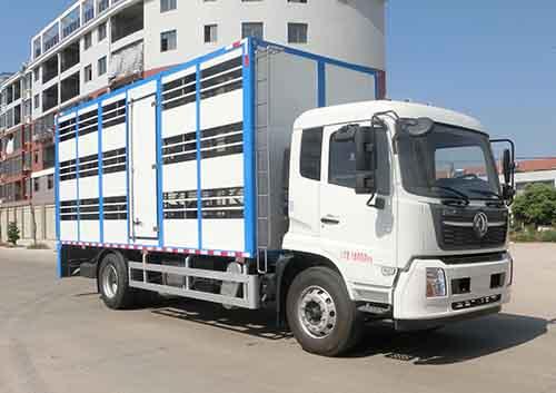 HYS5180CCQE6畜禽运输车