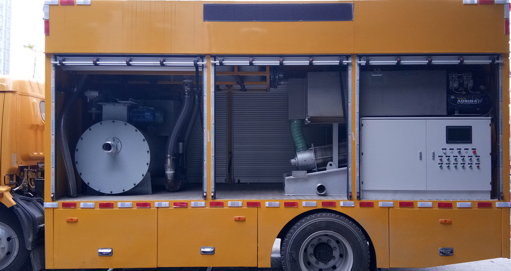 CDJ5120TWJ20DF吸污净化车图片